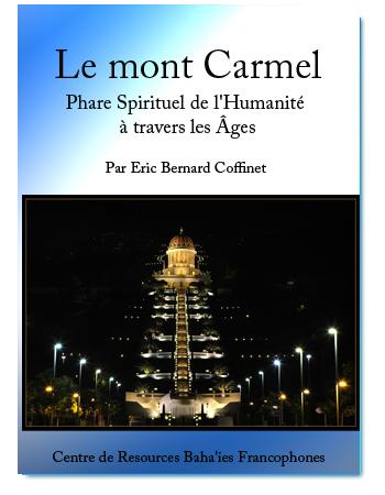 book le mont carmel phare