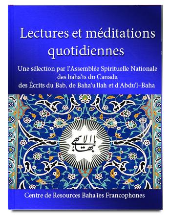 book lectures méditation cotidienne fr