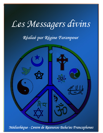 book les messagers divins