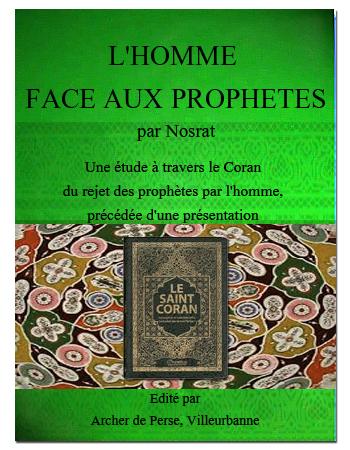 book l'homme face au prophète