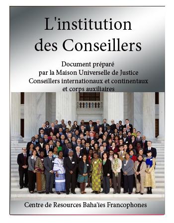 book l'institution des conseillers fr