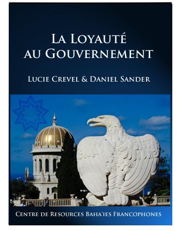 book loyauté au gouvernement fr