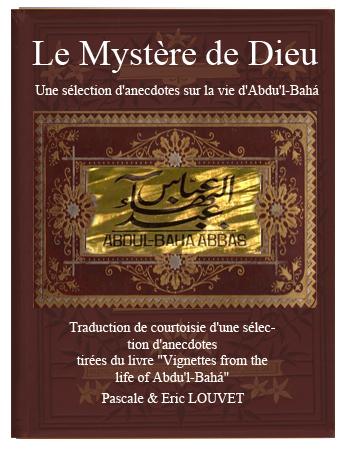 book mystère de dieu