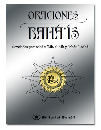 book oraciones baha'is esp