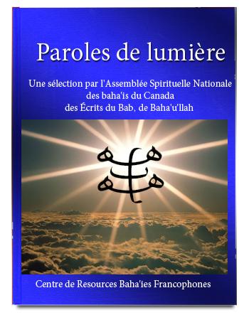 book paroles de lumière fr