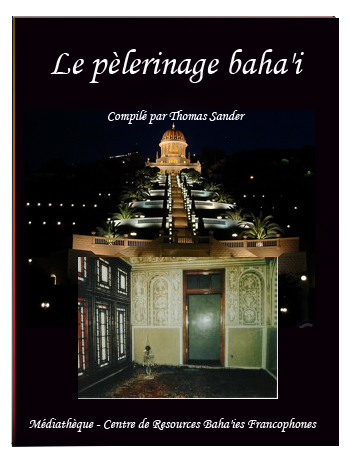 book pelrinage bahai