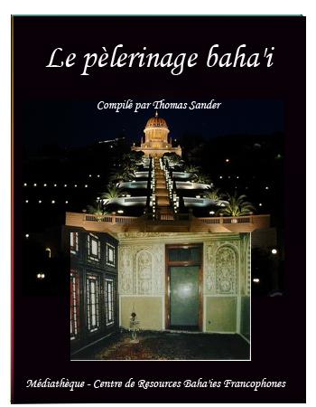 book pelrinage bahai