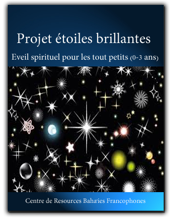 book projet étoiles brillantes