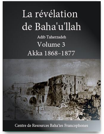 book révélation baha v3