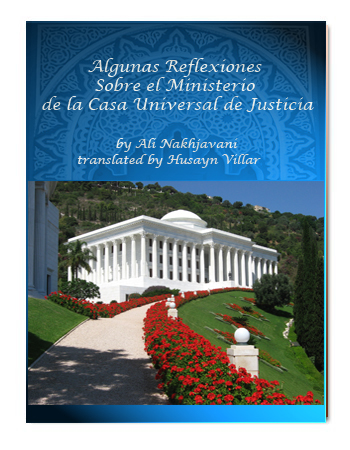 book reflexion ministero universal span