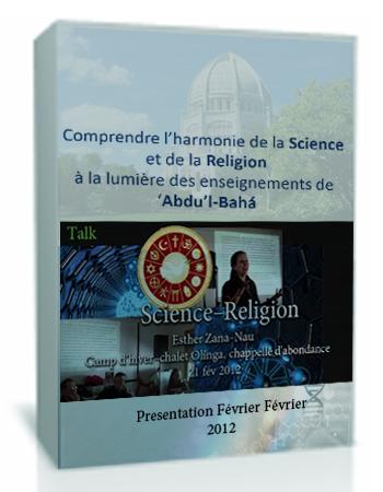 book science et religion 2012