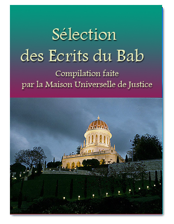 book selection des écrits du bab