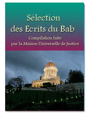 book selection des écrits du bab