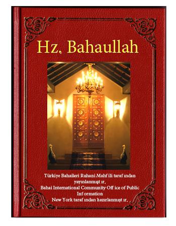 book hazrat bahaullah turk
