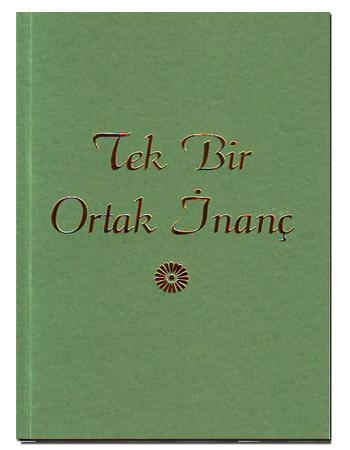 book une seul foi turk