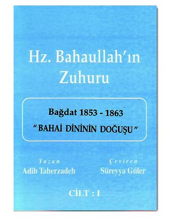 book zuhur baha  v01 turk