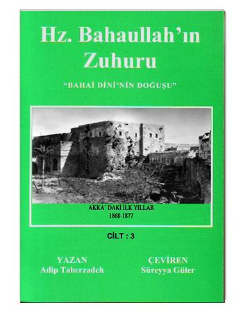 book zuhur baha  v03 turk