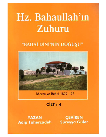 book zuhur baha  v04 turk