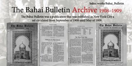 site archive bahai bulletin1908-1909