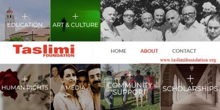 site FOUNDATION TASLIMI